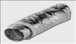 Воздуховоды теплоизолированные