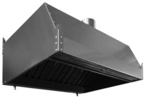 Зонт над оборудованием ЗВН - 03